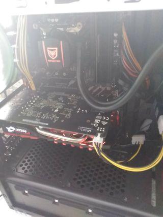 Pc gamer con Intel Core i3 8100 8gb de RAM ddrr4