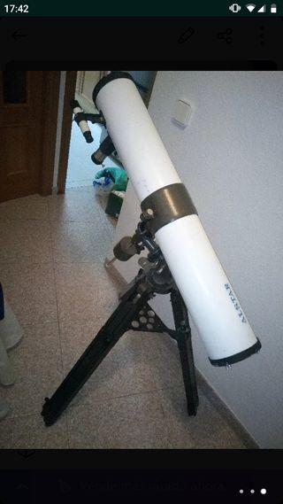 Telescopio refractor allstar