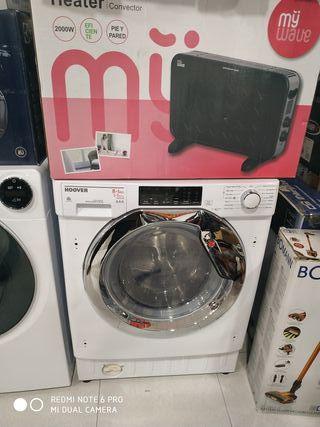 lavadora hoover y candy