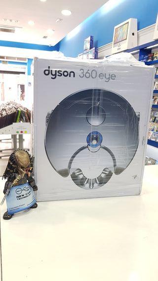 DYSON 360 EYE NIKEL PRECINTADA