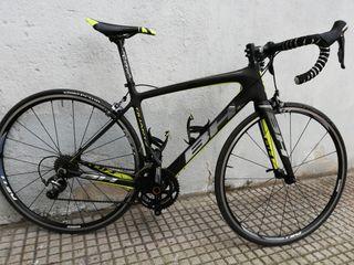 Bicicleta carretera carbono talla M