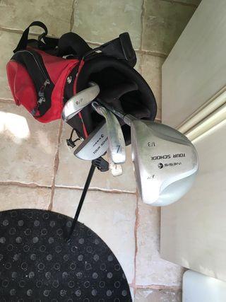 395df26c27b9c Palos de golf bolsa de segunda mano en la provincia de Zaragoza en ...