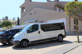 Opel Vivaro larga 9 plazas 2007
