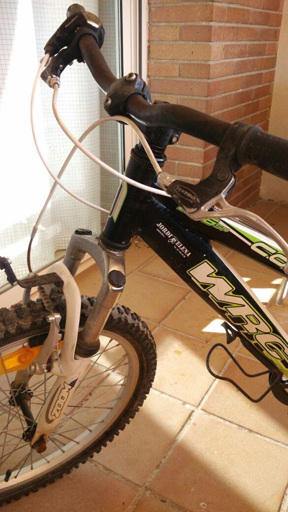 "Bicicleta infantil Conor rueda 20"""