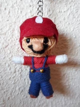 Llavero de Mario Bros