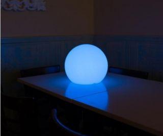 Lámpara led colores exterior sin cable,mando nueva