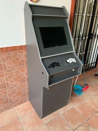 Máquina arcade casera