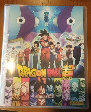Album dragon ball super
