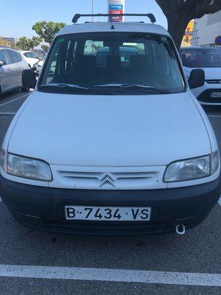 Furgoneta Citroën Berlíngo