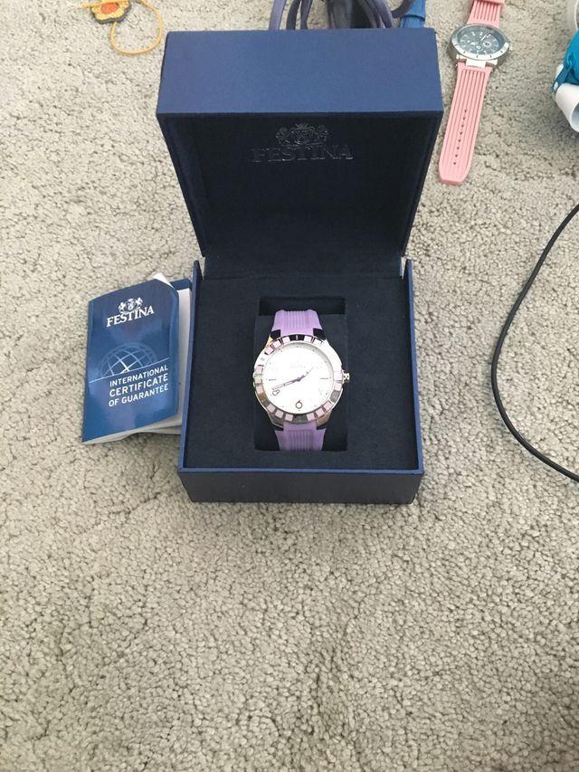Reloj Festina chica/mujer