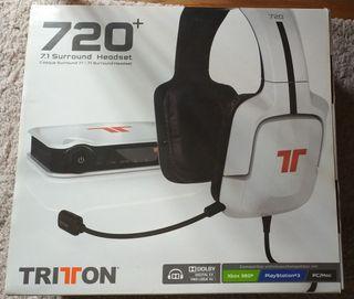 Auriculares TRITTON 720+