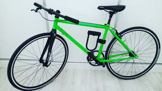 Bicicleta fixie (single speed)