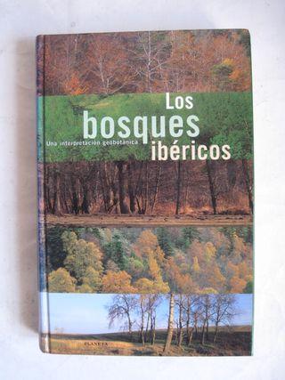 Libro los Bosques Ibéricos una interpretación geob