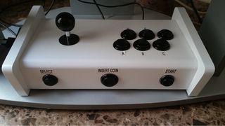 Consola mando arcade multijuegos