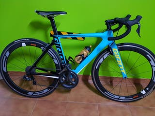 bicicleta giant advanced