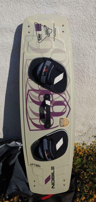 Tabla kite Nobile 132x41 kitesurf