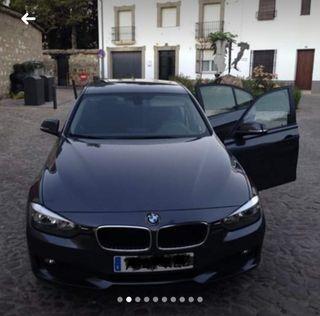 BMW 320D xDrive 2015