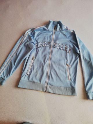 chaqueta deportiva sudadera