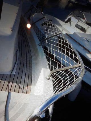 redes laterales para embarcaciones