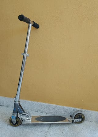 patinete plegable
