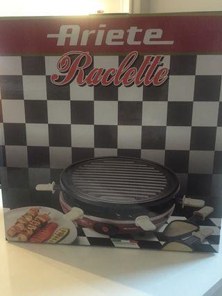 Raclette Plancha ariete