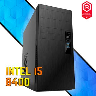 ORDENADOR i5 8400/8GB/1TB + 120GB SSD BASIC HOME