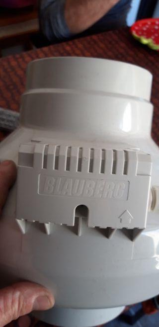 extractor de aire con filtro para cultivo