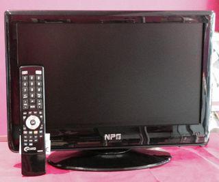4cdbed5386c1b Televisor npg de segunda mano en WALLAPOP