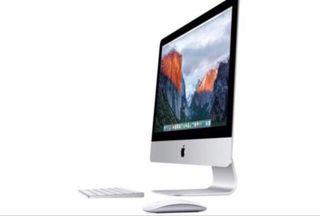Ordenador iMac 21,5 Apple