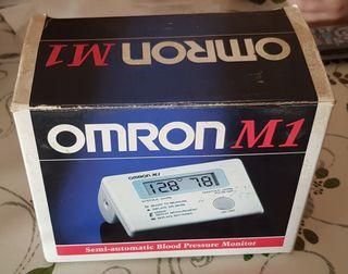 medidor de presión arterial semi automático. Omron