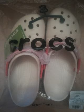 Zapatos crocs