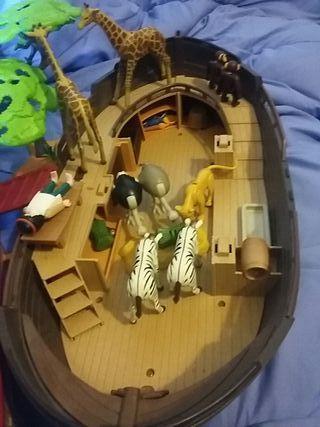Arca de noe (playmobil)