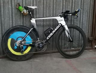 Bicicleta contrareloj/triatlon