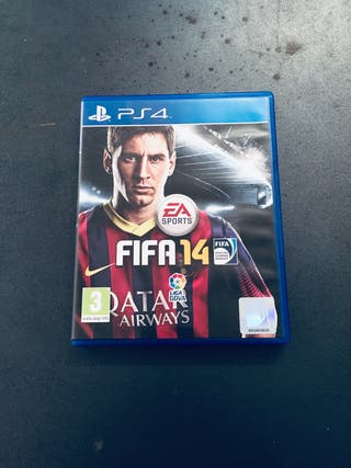 Fifa 14 videojuego (ps4) play station