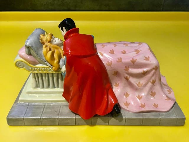 sleeping Beauty Disney Showcase Limited Edition