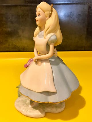 Alice Walt Disney Lenox Showcase collection