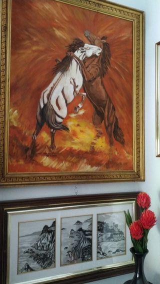 cuadros pintura colección