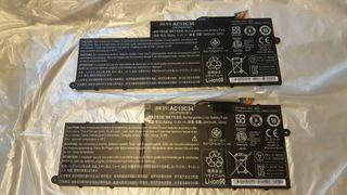 Baterias Acer aspire ac13c34 11.4v 2640mAh 30Wh