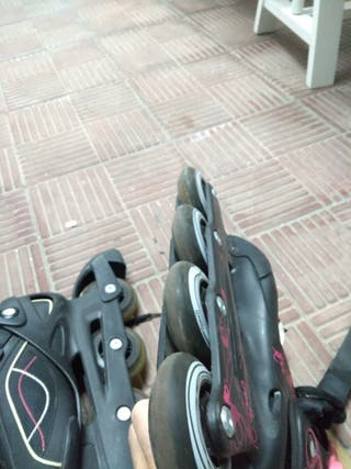patines mujer o ninos 36