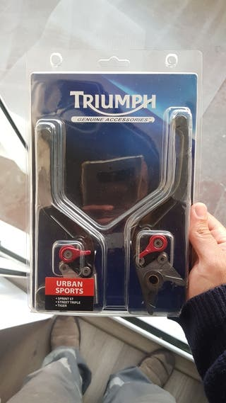 Manetas Triumph Urban Sport