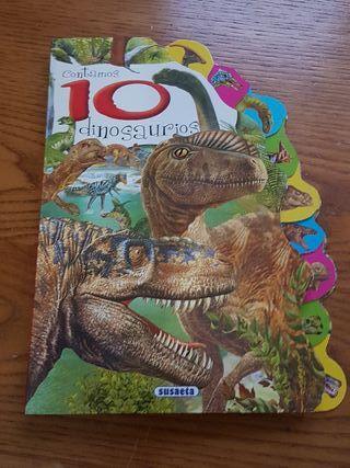 Libro dobre dinosaurios