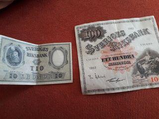 billetes kroner