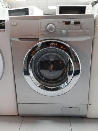 Lavadora con secadora+garantia+transporte