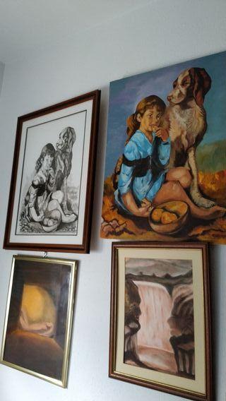 cuadros decorativos pinturas
