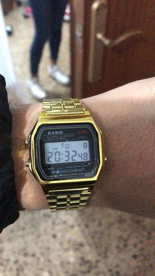 e9848ff138ca Reloj Casio dorado de segunda mano en la provincia de Alicante en ...