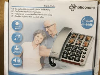 BigTel 40 Plus Photo Buttons