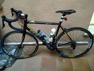 bicicleta de carretera b pro r 200 año 2018 .