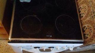 vitro con horno a fagor