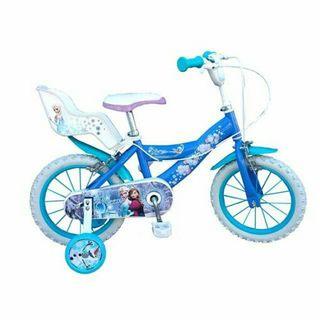 "Bicicleta Frozen 14"""