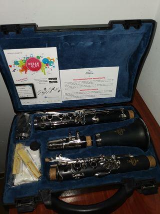 clarinete a estrenar buffet b12